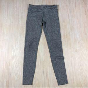 Lululemon Ivivva Gray Leggings Pants Girls 14